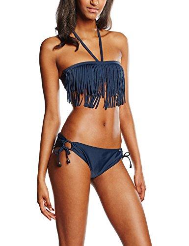 Brunotti Mujer Bikini soof azul marino
