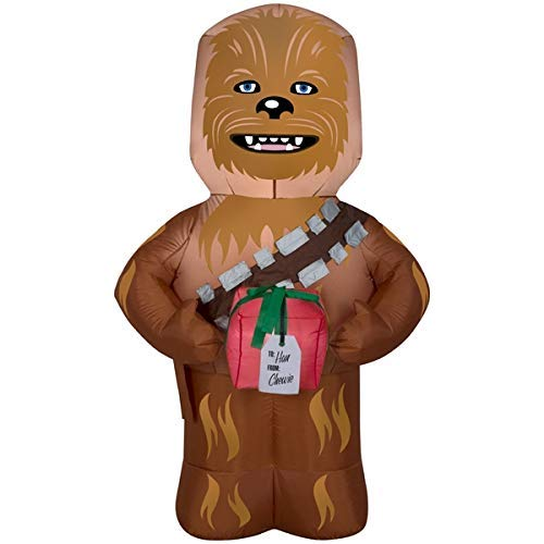 Airblown Inflatable Star Wars Chewbacca 5 FT Tall -
