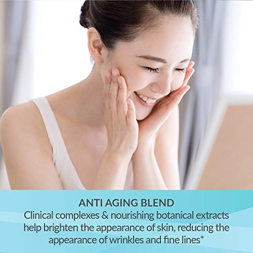 41O0kI3XIyL - Revive Science Balance + Tone Skin Serum, Anti Aging Dark Spot Corrector Face Cream to Smooth & Lighten Skin, Fade Scars, Remove Age Spots & Brighten Glow for Men & Women, 1 oz