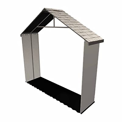 Lifetime 125 30in Shed Extension Kit for 11ft Lifetime Sheds