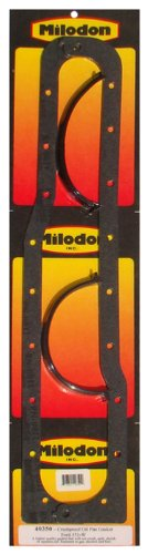 Milodon 40350 Premium Crushproof Oil Pan Gasket for Ford 351W by Milodon
