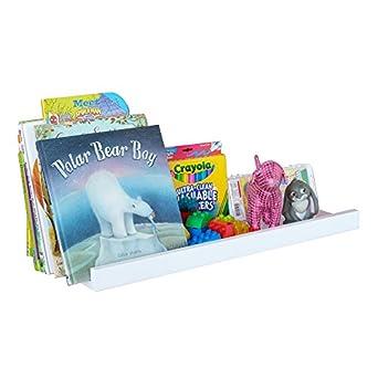 WALLNITURE Floating Bookshelf For Kids