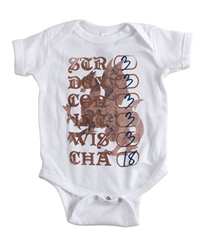 Geekiest Baby Ever | D&D Spoof Funny Infant Nerd Humor One Piece -(Onesie, NB)...
