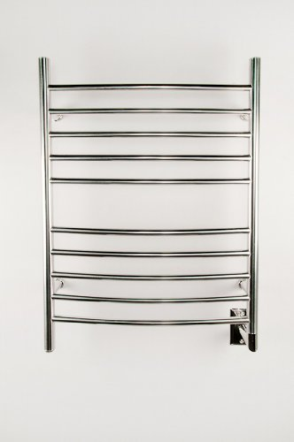 Amba RWH-CP Radiant Hardwired Curved Towel Warmer, Polished ()