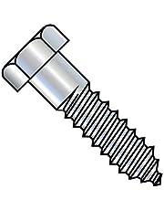 3/4X12 Hex Lag Screw Zinc Gimlet Point (Pack Qty 20) BC-75192L by Shorpioen