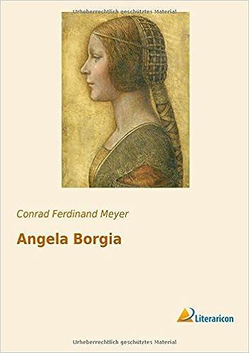 e-book Angela Borgia (German Edition)