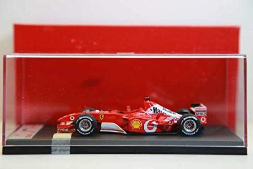 MRコレクション マチルダモデル 1/43e フェラーリ F1-2002 2002年 ブラジルGP 1 ミハエルシューマッハ 2