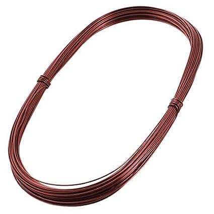 1 mm de cobre Soldadura Soldadura eléctrica PPA esmaltado 65.6ft 20m Wire - - Amazon.com