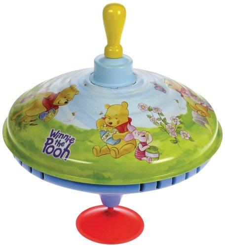 Bolz 52313 - Brummkreisel Winnie the Pooh 19 cm