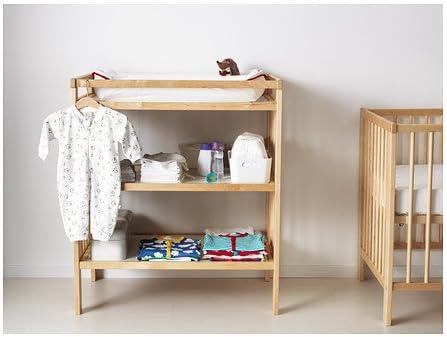 IKEA GULLIVER - Cambio de mesa, de abedul: Amazon.es: Hogar