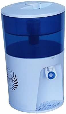 Heller 8.5L Bench Top Water Cooler Filter Dispenser Chiller Cooling Cold Tap