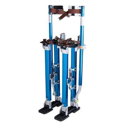 Zancos de Trabajo 61-102cm Ajustable Alto Antideslizante Herramientas de Pared de Estuco de Soporte de Carga 225 Libras