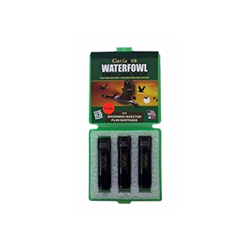 Carlsons 07369 Waterfowl Set Browning Invector Plus Choke Tubes, 12 Gauge