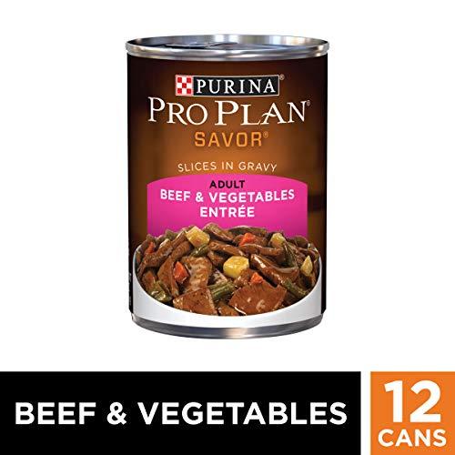 Purina Pro Plan SAVOR Slices in Gravy Beef & Vegetables