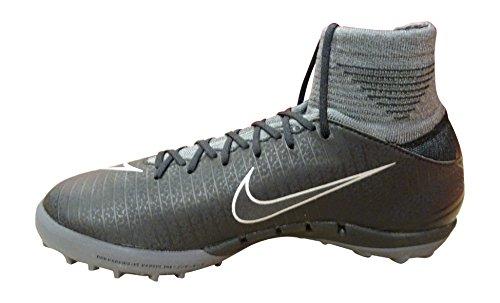 Nike Jr Mercurialx Proximo Ii Tg, Botas de Fútbol para Niños Negro (Black / Black-Dark Grey)