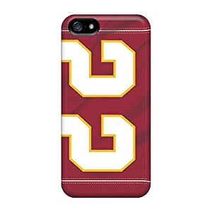 Iphone 5/5s PiF16362jHjq Provide Private Custom Realistic Kansas City Chiefs Skin High Quality Hard Phone Cases -MansourMurray