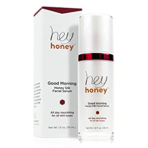 Good Morning: Honey Silk Facial Serum
