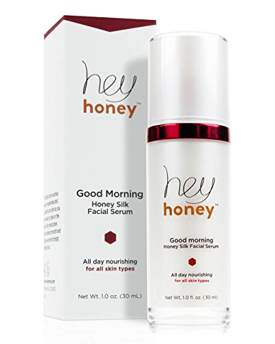 Good Morning: Honey Silk Facial Serum