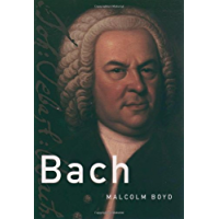 Bach (Master Musicians Series) book cover