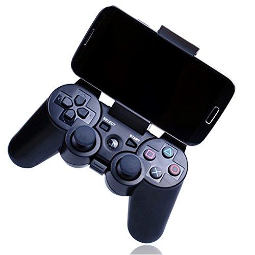 (ファイン) FINE スマホゲーム PS3ゲームコントローラーに装着するだけ デュアルショック3専用ホルダー スマホゲーム