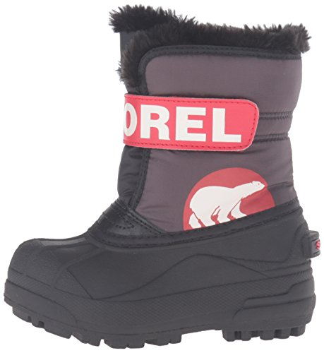 Pictures of Sorel Childrens Commander Snow Boot (Toddler/Little 5