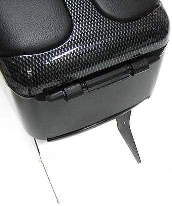 Universal 48011 - Reposabrazos central para coche, piel sintética ...