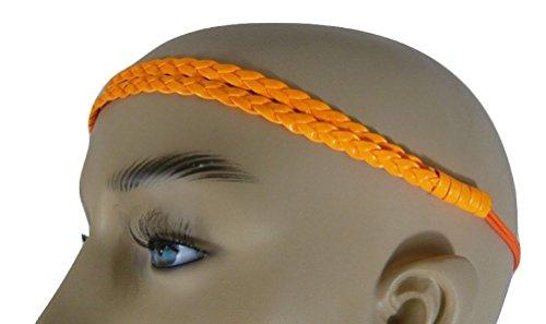 Different Types Of Nerd Costumes (80S Braided Headband 1980S Headband Gymp Headband)