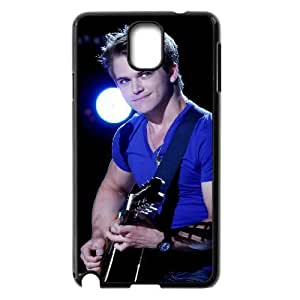 C-EUR Customized Print Hunter Hayes Hard Skin Case Compatible For Samsung Galaxy Note 3 N9000