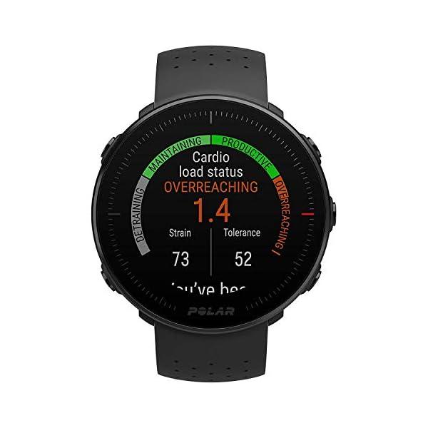 Polar Vantage M Sportwatch per Allenamenti Multisport, Corsa e Nuoto, Impermeabile con GPS e Cardiofrequenzimetro… 2 spesavip