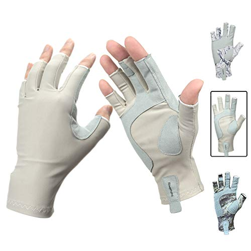 Riverruns Fingerless Fishing Gloves