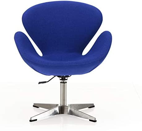 Ceets Raspberry Accent Chair, Blue