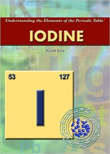 Amazon Iodine Understanding The Elements Of The Periodic Table