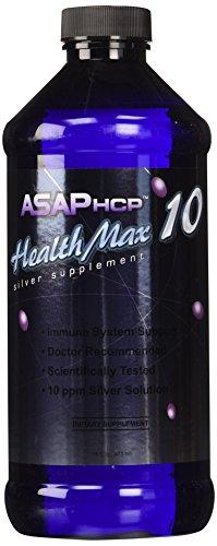 Health Max 10 Liquid Gel, 16 Ounce