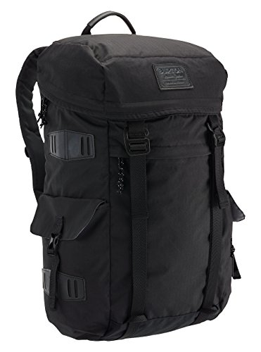 Burton Annex Pack Backpack True Black Triple Ripstop by Burton