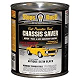 Magnet Paint Co SATIN BLACK CHASSIS SAVER QTS. (MPC-UCP970-04)