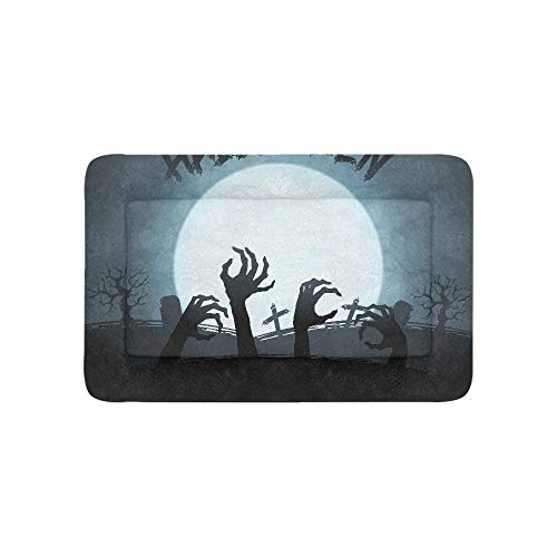 Halloween Thrilling Zombie Hand Extra Large Bedding Soft Pet Dog Beds Couch for Puppy and Cats Furniture Mat Cave Pad Cover Cushion Indoor Gift Supplier 36 X 23 Inch]()