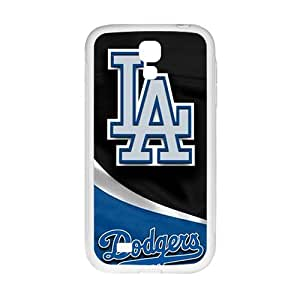 Happy Los Angeles Dodgers Cell Phone Case for Samsung Galaxy S4