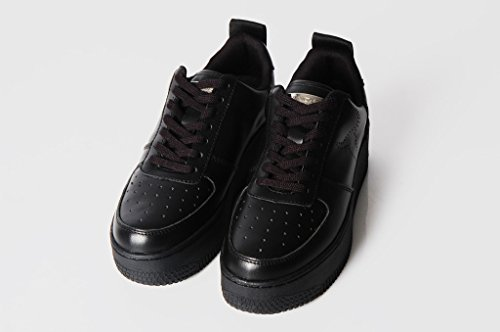 Baskets Windsor Noir Femme RACERR smith FwUwq7AO