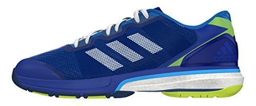 Pallamano collegiate footwear Da Scarpe Boost Stabil White Royal Ii Adidas Yellow solar Blu Uomo nqA4Zx