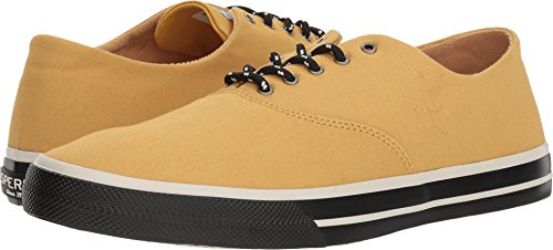 Sperry Top-sider Mens Capitani Cvo Nautical Sneaker Giallo / Nero