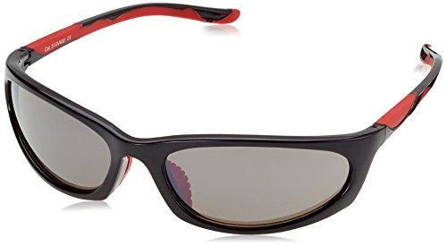 Dice lunettes de soleil - Multicolore - noir/rouge 522ghRRvps