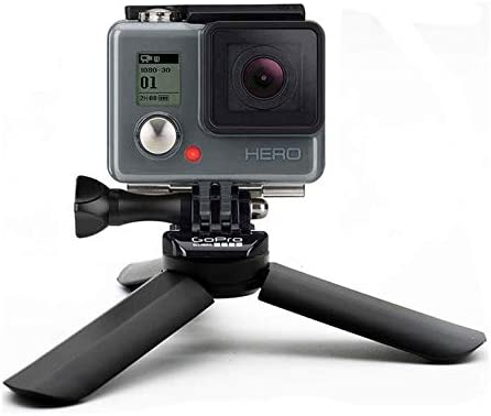 Taoric Gopro Hero 8 7 6 5 4/DJI OSMO ACTION 用ミニ三脚(アダプター付)対応携帯電話 デジタルカメラ