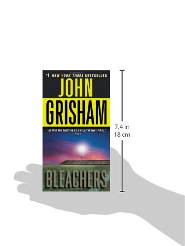 Bleachers: A Novel: John Grisham: 9780345532039: Amazon.com: Books
