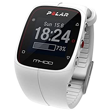 Polar M400 - Reloj de entrenamiento con GPS integrado y registro de ...