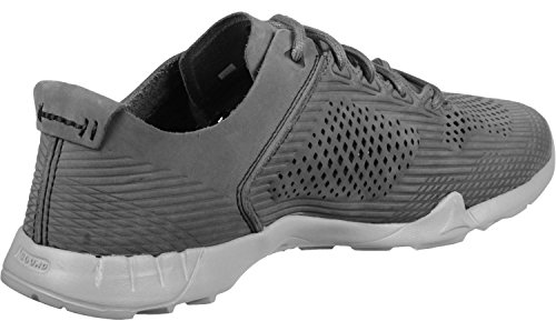 Casual Grigio Perforated Merrell Leather Mens Pagano Breathable Sneakers 6nxzq4