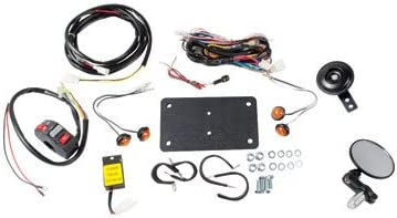 Amazon.com: Tusk Universal ATV Street Legal Kit With Recessed Signals - For  use with ATV's With Existing Brake Lights.: Automotive | Tusk Wiring Diagram |  | Amazon.com