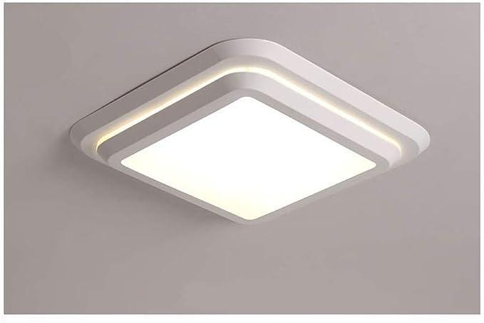 Lampadario Plafoniera Per Soggiorno : Pendente lampadari plafoniera luce semplice rotondo rettangolo