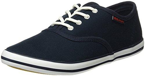 BEPPI Canvas 2124091, Zapatillas de Deporte para Mujer Azul (Navy Blue)