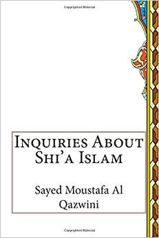 Book Inquiries About Shi'a Islam