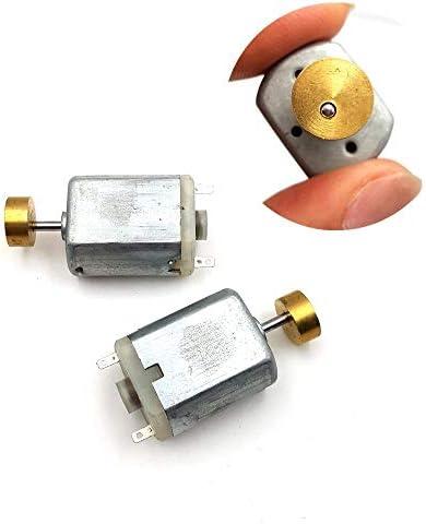 LIFANG DIYマッサージャーのための1PC DC 1.5V-6V強い振動モーター
